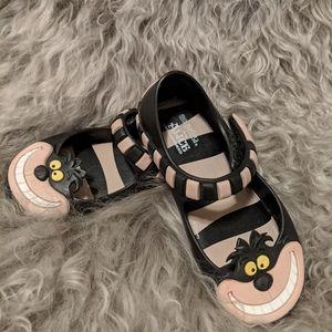 Other - Mini Melissa Alice in Wonderland Cheshire Cat sz 9